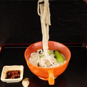 Hand Made Jade Perch Noodle Soup Set