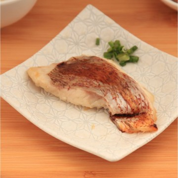 Red Seabream (Madai) Marinated with Miso