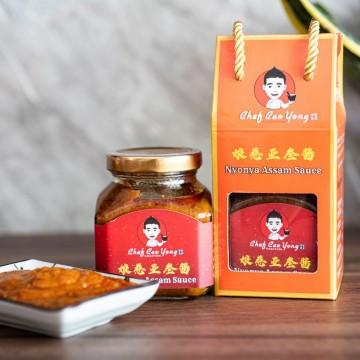 Chef Cao Yong Nyonya Assam Sauce