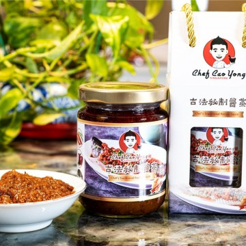 Chef Cao Yong Traditional Recipe Sauce