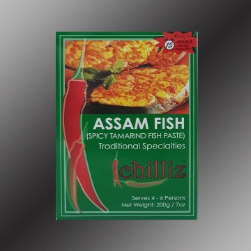 Chilliz Assam Fish Paste