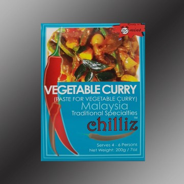 Chilliz Vegetable Curry