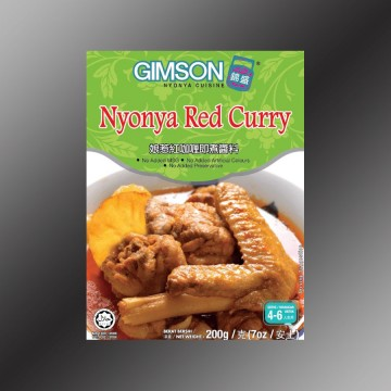 GIMSON Nyonya Red Curry