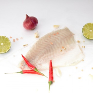 Quick Frozen Skinless Red Tilapia Fillet Pack